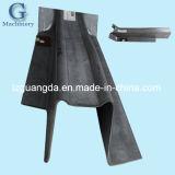 [أم] صنع وفقا لطلب الزّبون مقطورة فولاذ [بولت-ون] وتد جيب يختم أجزاء