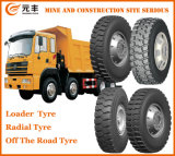 Radial-OTR Tyre, weg von The Road Tyre, Loader Tyre
