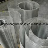 Tubos de filtro de malha de arame tecido em aço inoxidável