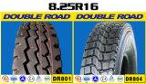 Neumáticos radiales chinos del tubo interno del neumático 8.25r16 del carro de la alta calidad