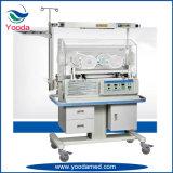 Incubateur médical de bébé avec l'écran d'écran LCD