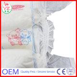Fabricante de fraldas bebés Super Softcare para o mercado de Gana / Quênia