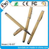 접촉 위원회 장비를 위해 나무로 되는 이중 볼펜 금속 첨필 펜