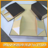 Складная упаковывая бумажная коробка подарка