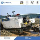 Piattaforma di produzione orizzontale di controllo del PLC della costruzione stridente di Trenchless