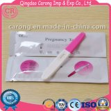 Medical Disposable HCG Diagnostic Rapid Pregnancy Card Test