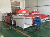 Ybhq-450 * 2 Automático camiseta bolsa máquina de producción de