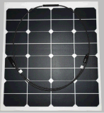 18V 100W ETFE Flexible Soft Solar Panel con Sunpower Cells