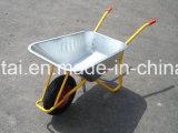 Carriola durevole della rotella dell'aria della costruzione (WB6404H)