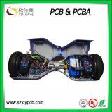 E-Scooter/Motor Rad-Schwerpunkt-Roller PWB