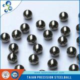 Bola de acero que lleva de 1/8 pulgada 52100, bola de acerocromo para los rodamientos