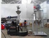 60kg/h Kaffeebohne-Bratmaschinen mit spezieller Edelstahlbackentrommel