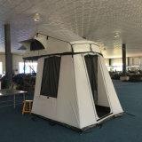 新式の陸上4WD/単層のキャンバスの屋根の上のテント