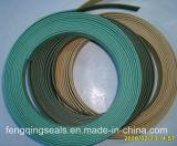 Bandes Guide matériau hydraulique Bronzed PTFE