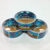 250g Round Car Wax Tin Can