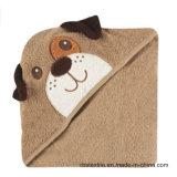 Populaire Katoenen van het Ontwerp Badhanddoek Met een kap voor Baby/Jonge geitjes met Elegant Ontwerp