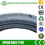 120/70-17 pneumático da motocicleta da raça Tt/Tl da velocidade