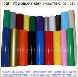 Nuevo producto el 1.52*20m con el vinilo cambiante del cromo de la burbuja de aire del vinilo del color mate azul del calor