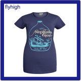 T-shirt à la mode personnalisé à prix bon marché unisexe