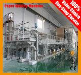Máquina de la fabricación de papel que estría