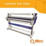 Lamineur feuilletant froid de machine de PRO de la chaleur de Mefu Mf1700-M1 roulis d'aide avec des coupeurs