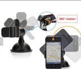車のホールダーの風防ガラスの台紙の電話ブラケットの可動装置のホールダー