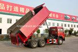 Brand 6X4 Sinotrukの25tonsダンプトラックのための金王子のドライブの種類
