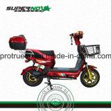 Scooter électrique de roue arrière sans frottoir du moteur deux