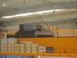 Oficina de grua de viga de dupla ponteira de grua de grua