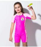 소매 Wetwear &One 피스 수영복이 최신 판매 아이들에 의하여 누전한다