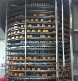Qualität Fully Automatic Spiral Cooling Tower für Baking Industry