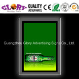 Fábrica Direct LED Crystal Light Box / Publicidade Light Box