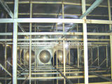 Нержавеющая сталь высокого качества 304/316 баков питьевой воды