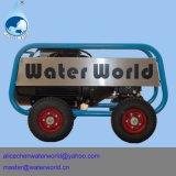 Машина мытья автомобиля Touchless автоматическая с колесами