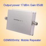 Impulsionador GSM900MHz do sinal do telefone de pilha