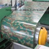 Chaîne de production en acier roulée par enduit de couleur d'approvisionnement