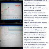 Machine van de Oven van de Terugvloeiing van de Desktop de VacuümV3