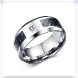 Anillo de la manera de la joyería del acero inoxidable de los complementos (SR783)