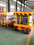 Il Mobile di trascinamento idraulico all'ingrosso Scissor l'elevatore/manuale Scissor la piattaforma di lavoro