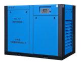 Compresor de aire de poco ruido del tornillo del rotor de la industria dos