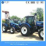 Granja/alimentador agrícola rodados alta calidad con el motor de la potencia de Weichai