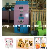 기계 인형 충전기를 채우는 견면 벨벳 장난감은 충전물 기계 (JX CM-1250)를
