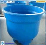 Tank van de Vissen van de Glasvezel van de Tank van de Vissen van de Cilinder van de Glasvezel van de Tank van de Vissen van Aquaponics van de Glasvezel van de Tank van de Visserij van de Glasvezel van de Tank van het Aquarium van de Glasvezel van de Tank van de glasvezel de Tropische