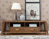 Carrinho de madeira contínuo da tevê do armário da sala de visitas (M-X2199)