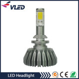 Nouvelle conception de qualité COB 40W 4400lm Highpower Highbright 9004 LED Headlight