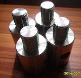 Алюминиевое обслуживание CNC частей машинного оборудования CNC точности подвергая механической обработке