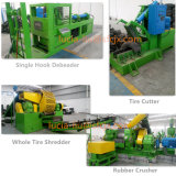 Crusher di gomma per Crushing The Rubber Block, Rubber Crusher