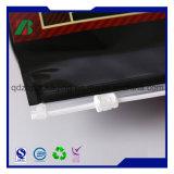 Sacchetto al minuto di plastica della maglietta di acquisto stampato HDPE (ZB589)