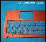 Teclado de computadora de encargo del color de la embutición profunda
