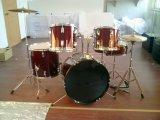 Kit de tambour de PCS du professionnel 5, instrument musical